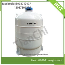 Best selling cryogenic liquid nitrogen container 50L gas cylinder manufacturer in TP