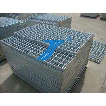 Reja de acero galvanizado en caliente DIP