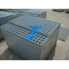 Горячего погружения оцинкованной стальной решетки