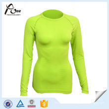Customzied Thermal Skins Undershirts Women Base Layer