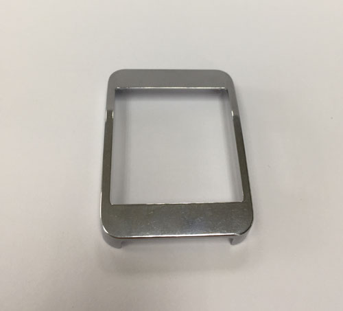 Liquid Metal Watch Cover