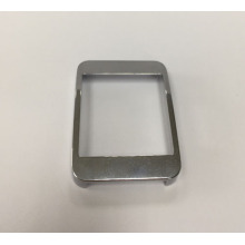 Bentuk Liquid Metal Watch Cover Square
