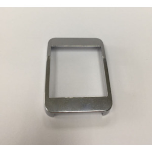 Liquid Metal Watch Cover Forme carrée