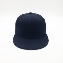 Kundenspezifische kleine MOQ Cotton Blank Snapback Cap (ACEW048)