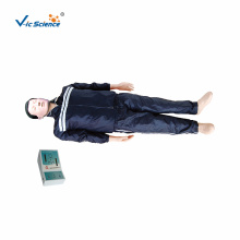 Тренировочная модель всего тела в стиле манекена с базовой СЛР