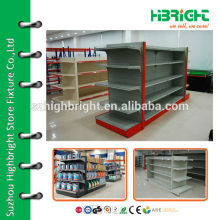 Best quality factory price customization super market racks