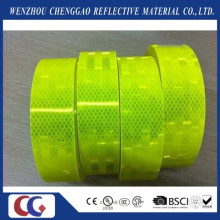 Fluorescent Lime Green Diamond Grade Safety Vehicle Reflective Tapes