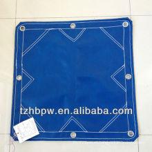 Lona cubierta de PVC