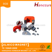 Good quality Horse shoe alnico educational magnet