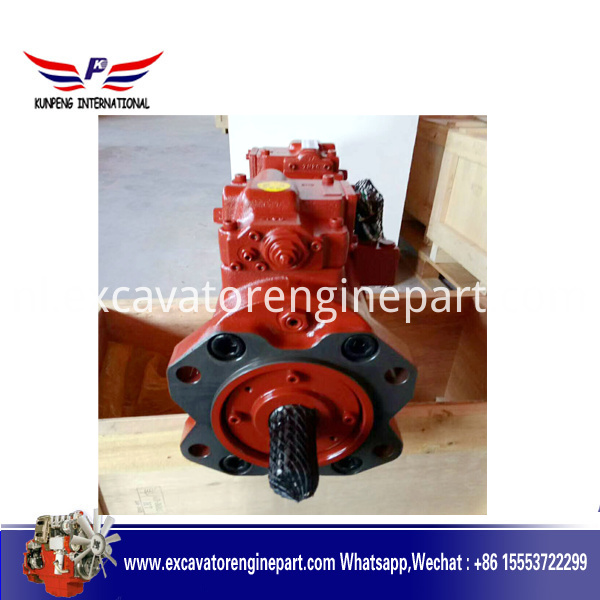 Kawasaki K3v112dt K3v63dt Sbs120 Hydraulic Main Pump For Ec210b E320c Ex200 Sk200 Pc200 7 Pc300 Sh120 Excavator Piston Pump