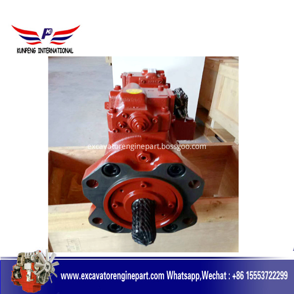 Kawasaki K3v112dt K3v63dt Sbs120 Hydraulic Main Pump For Ec210b E320c Ex200 Sk200 Pc200 7 Pc300 Sh120 Excavator Piston Pump