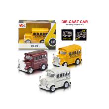 1: 36 Zug-Legierungs-Bus-Spielzeug (H1851054)