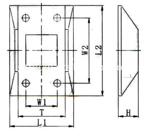 Enclosed Trailer Door Parts