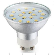 LED GU10 4.0W с алюминиевой чашкой