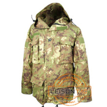 Military Coat Adopts T/C or Nylon/Cotton Material