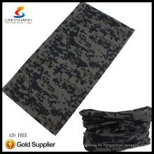Ningbo lingshang caliente al por mayor bufanda mágica multi usos al aire libre sin costuras tubo bandana