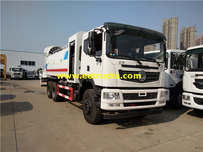 16m3 6x4 Dust Suppression Fog Cannon Vehicles