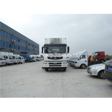 Dongfeng 6x4  fish/meat transport cold freezer