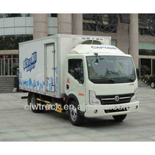 Dongfeng 4-5 Tons refrigerated trucks for sale south africa