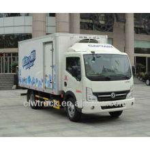 Dongfeng 4-5 Ton de caminhões refrigerados para venda