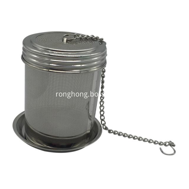 Stainless Steel Tea Strainer For Loose Tea 1