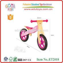 Fabrik-heißes verkaufendes hölzernes Fahrrad für Kinder