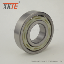 Transportör Idler Assembly Nylon Cage Ball Bearing
