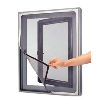 Magnetic Window screen DIY installation