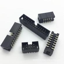 Carcasa de conector de moldeo por inyección de fabricación OEM / ODM