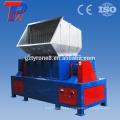 Guangzhou SKD-11 cuchilla y doble eje de la máquina trituradora para la máquina de corte de neumáticos
