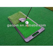 мини трава мат помощь тренировки гольфа