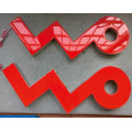 3D Shop Front Lettering Indoor Office Signs