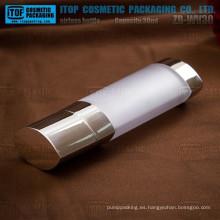 ZB-WV30 30 color personalizable estable y loción ml bomba botella privada de aire de doble cámara especial