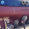 Tamanho personalizado de borracha flutuante navio naufrágio subaquática transportando airbags