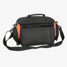 Webbing Shoulder Padded Camera Carry Travel Bag