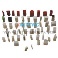 Silicone Rubber Strip, Rubber Extrusion, Rubber Strip, Rubber Seal, Rubber O-Ring Strip