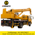 Truck Mounted Crane for Sale in  Africa