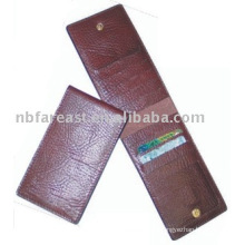 pu card holder and wallet