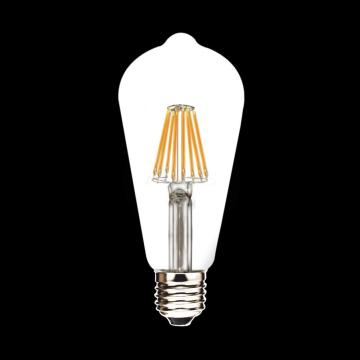 LED Filament Lamp ST64 8W