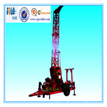 Portable shallow hole core drill rig