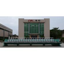 Máquina de bordar computadorizada CBL Flat + Taping fabricada na China