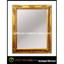 Nuevo diseño de madera decorativa marco tradicional con espejo