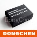 Impression offset UV PP Boîte d'emballage personnalisée colorée