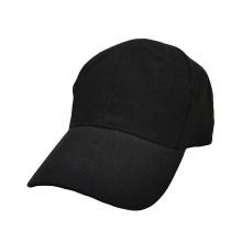 Cheap 6 panel Wholesale Baseball Dad Caps Cotton Custom black Dad Hats Plain Blank