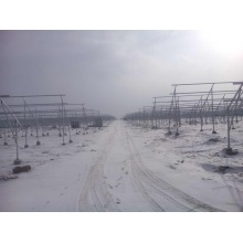 Солнечная поддержка PV, кронштейны для систем солнечной установки