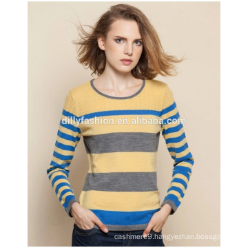 knitted cashmere top women garment factory