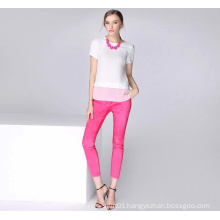 2016 New Arrived Women′s Casual Summer Pants in High Quality with Wholesales Price