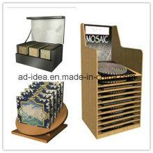 Магазин Дисплей стенд /Дисплей для мозаики Выставочный стенд плитка (НБ-999)