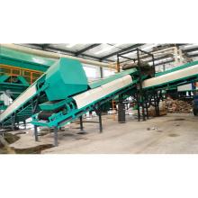 Автоматический сортировочный конвейер бытовых отходов сортировочная машина для сортировки отходов