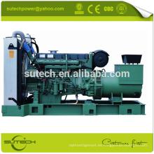 Generador eléctrico 400Kw / 500Kva accionado por el motor VOLVO TAD1641GE